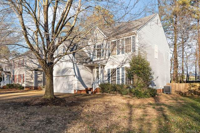 9541 Hungary Woods Drive, Glen Allen, VA 23060 (MLS #2104215) :: Small & Associates