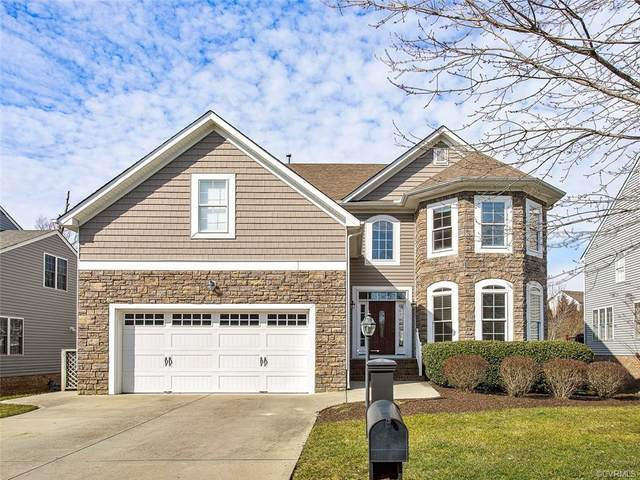 14006 Wiley Circle, Midlothian, VA 23114 (MLS #2104271) :: EXIT First Realty
