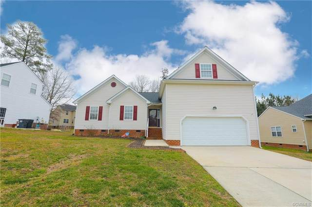 2913 Laughter Lane, Chesterfield, VA 23831 (MLS #2104279) :: The Redux Group