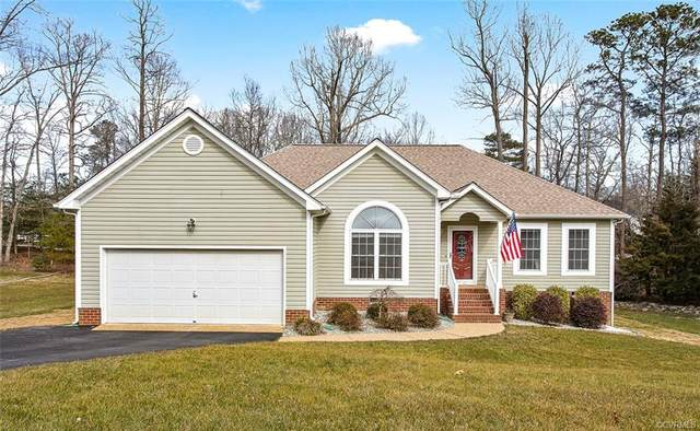 12530 Buffalo Nickel Drive, Midlothian, VA 23112 (MLS #2104284) :: Small & Associates
