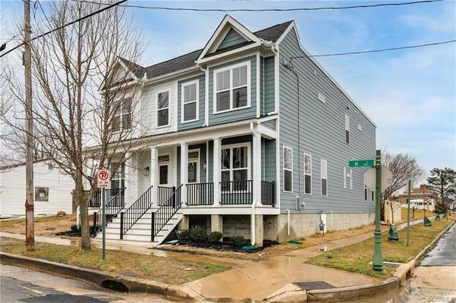 3018 M Street, Richmond, VA 23223 (#2104285) :: The Bell Tower Real Estate Team