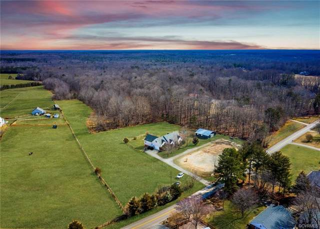 1210 Schroeder Road, Powhatan, VA 23139 (MLS #2104315) :: Village Concepts Realty Group