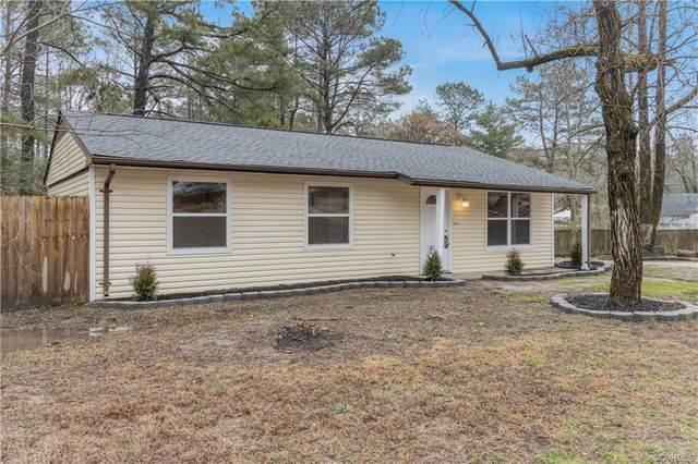 102 Mildred Drive, Williamsburg, VA 23188 (MLS #2104355) :: Small & Associates