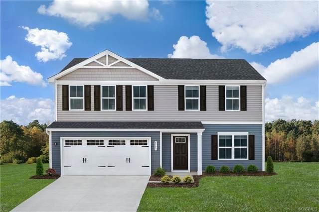 6790 Oakfork Loop, New Kent, VA 23124 (MLS #2104366) :: Small & Associates