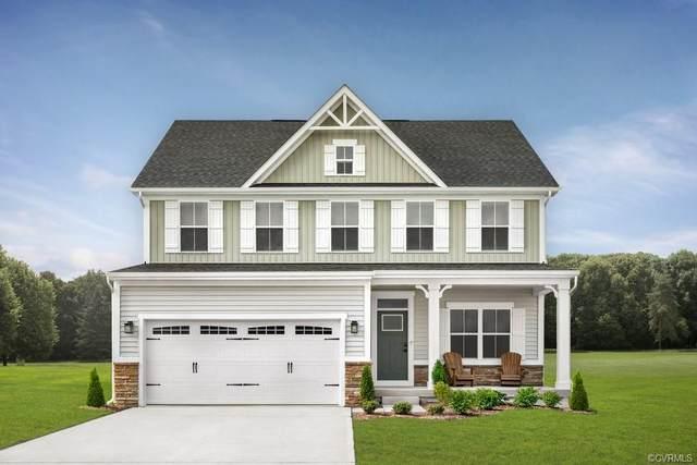 9221 Fairfield Farm Court, Mechanicsville, VA 23116 (MLS #2104370) :: Small & Associates
