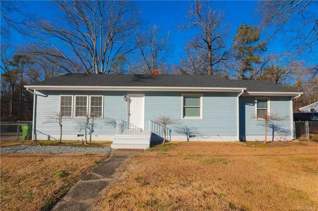 5312 White Oak Drive, Richmond, VA 23224 (#2104427) :: The Bell Tower Real Estate Team