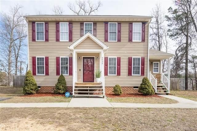3925 Hopkins Road, Richmond, VA 23234 (MLS #2104445) :: Village Concepts Realty Group