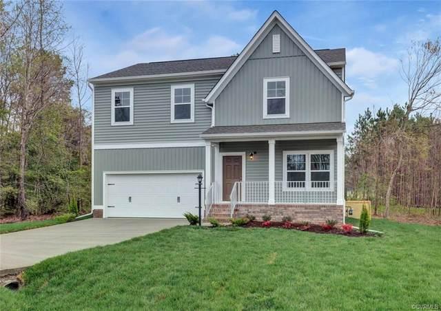 Lot 110 Fairmont Place, Aylett, VA 23009 (MLS #2104446) :: Small & Associates