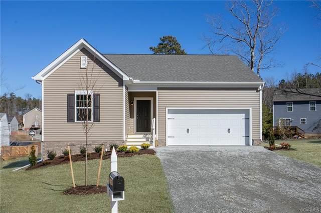 Lot 111 Fairmont Place, Aylett, VA 23009 (MLS #2104451) :: The Redux Group