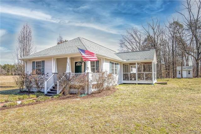 2990 Ballsville Road, Powhatan, VA 23139 (MLS #2104456) :: Village Concepts Realty Group