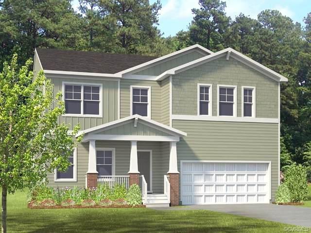 Lot 115 Central Parkway, Aylett, VA 23009 (MLS #2104461) :: The Redux Group