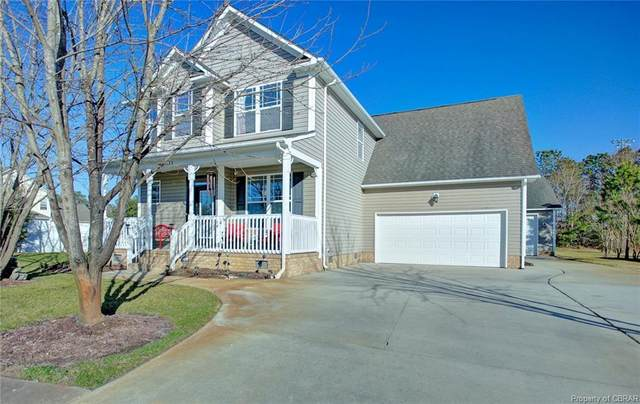 6123 Roland Smith Drive, Gloucester, VA 23061 (MLS #2104472) :: The Redux Group
