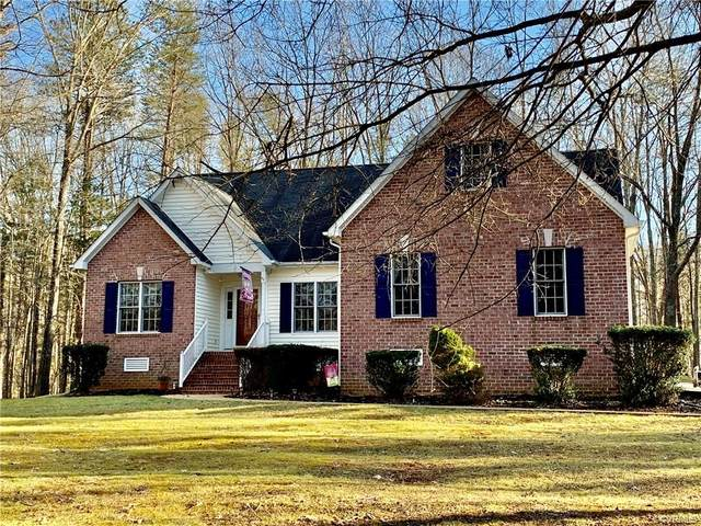 3547 Timberview Road, Powhatan, VA 23139 (MLS #2104499) :: EXIT First Realty