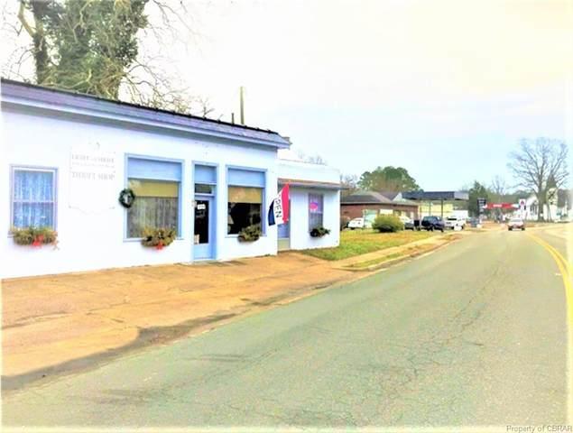 6991 Northumberland Highway, Heathsville, VA 22473 (MLS #2104532) :: The Redux Group