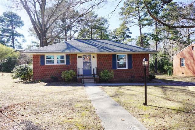 1722 Leicester Road, Richmond, VA 23225 (MLS #2104560) :: The Redux Group