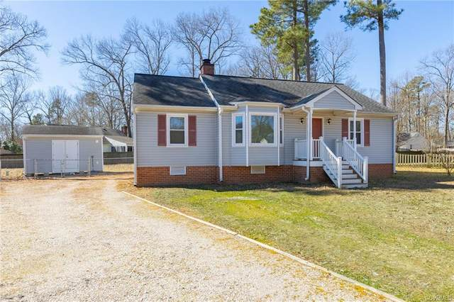 6207 Holly Trace Drive, Chesterfield, VA 23832 (MLS #2104565) :: The Redux Group