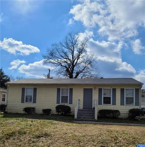 4507 Norborne Road, Richmond, VA 23234 (MLS #2104579) :: Village Concepts Realty Group