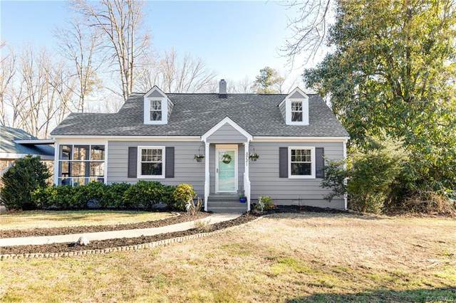 8721 Mccaw Drive, North Chesterfield, VA 23235 (#2104583) :: The Bell Tower Real Estate Team