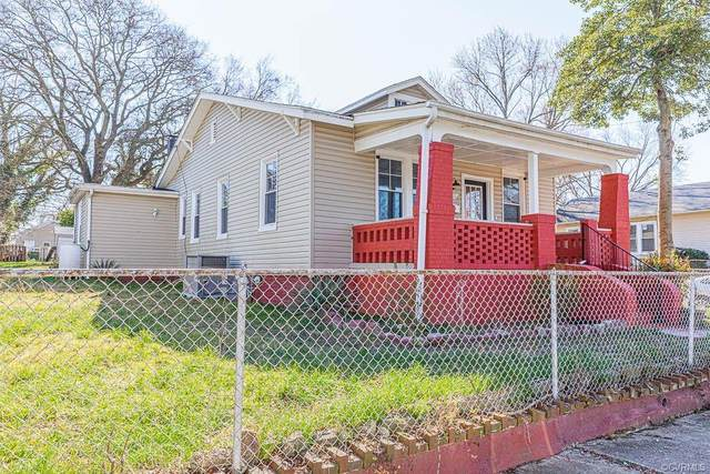 1701 Rogers Street, Richmond, VA 23223 (MLS #2104613) :: Small & Associates