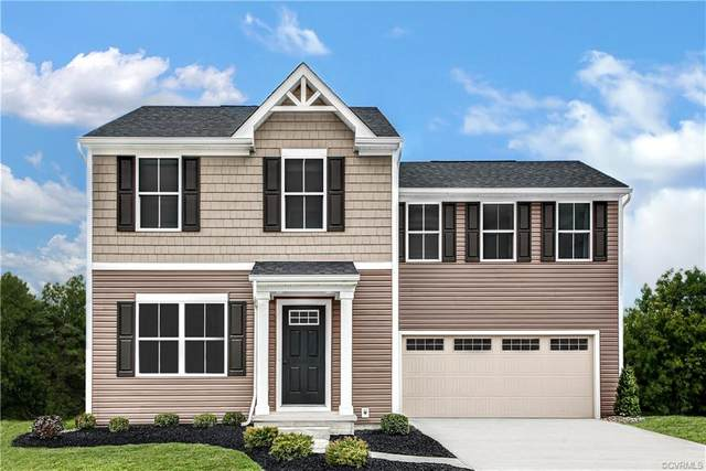 6824 Oakfork Loop, New Kent, VA 23124 (MLS #2104614) :: EXIT First Realty