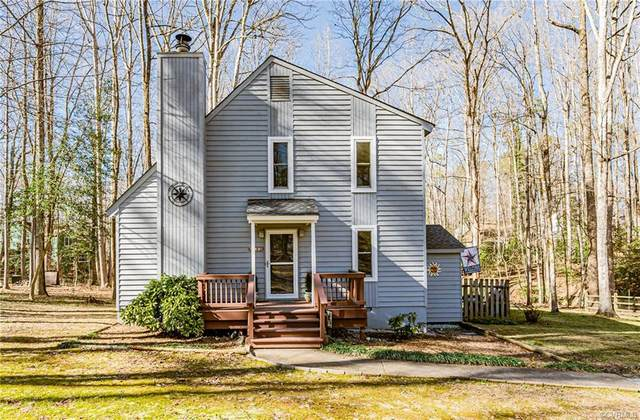 600 Spirea Court, Chesterfield, VA 23236 (MLS #2104634) :: Village Concepts Realty Group
