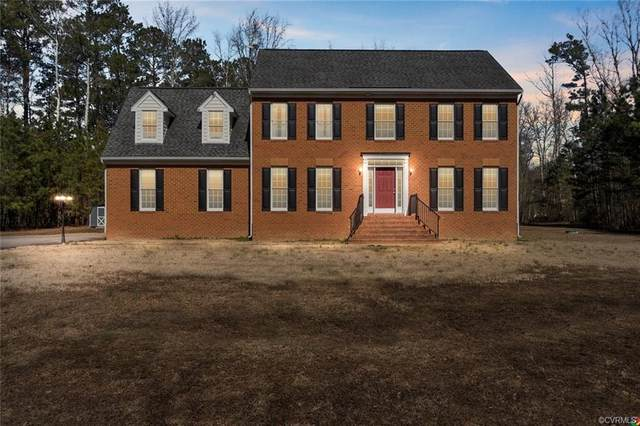 11609 Mount Olive Cohoke Road, West Point, VA 23181 (MLS #2104635) :: The Redux Group