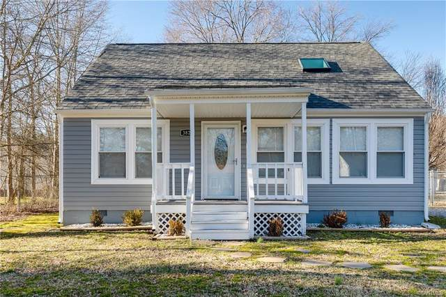 3828 Dogwood Avenue, North Chesterfield, VA 23831 (MLS #2104650) :: The Redux Group