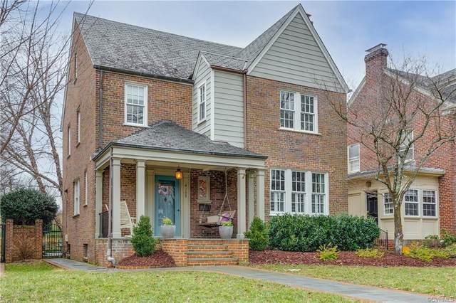 4109 Kensington Avenue, Richmond, VA 23221 (MLS #2104651) :: Small & Associates