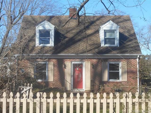 114 Main Street, Reedville, VA 22539 (MLS #2104658) :: The Redux Group