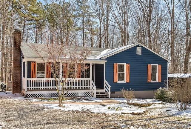 3231 Countryside West Drive, Gum Spring, VA 23065 (MLS #2104667) :: The Redux Group