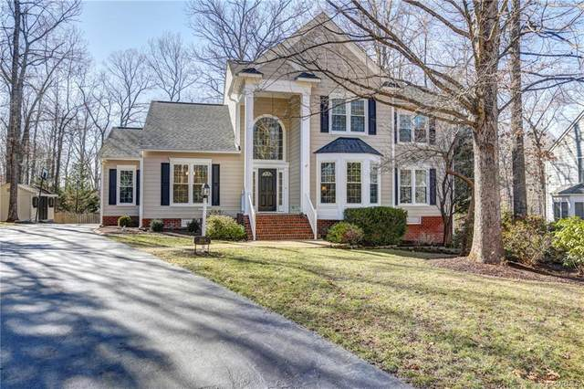 3604 Tyverton Court, Henrico, VA 23233 (#2104687) :: The Bell Tower Real Estate Team