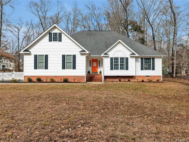 3914 S Fairway Drive, Powhatan, VA 23139 (MLS #2104691) :: EXIT First Realty