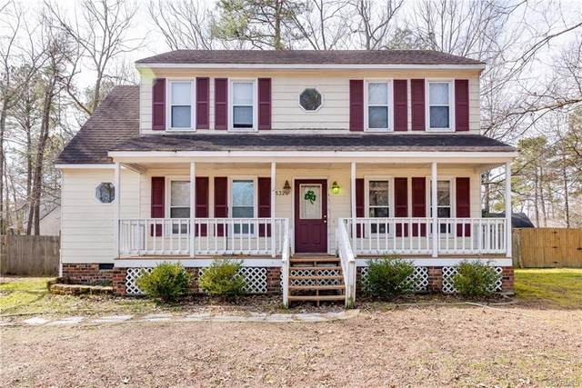 5325 White Pickett Lane, Richmond, VA 23237 (MLS #2104723) :: Village Concepts Realty Group