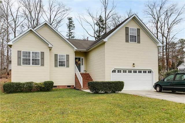 14706 Clover Ridge Lane, Chesterfield, VA 23832 (MLS #2104737) :: Village Concepts Realty Group