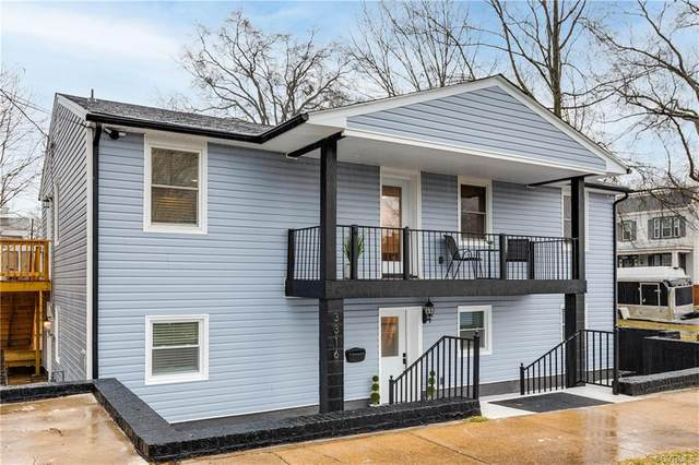 3316 O Street, Richmond, VA 23223 (MLS #2104742) :: EXIT First Realty