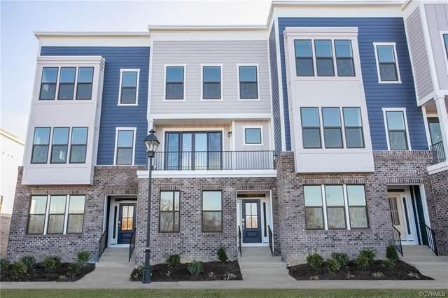 15 Shiplock Row, Henrico, VA 23231 (MLS #2104748) :: Small & Associates