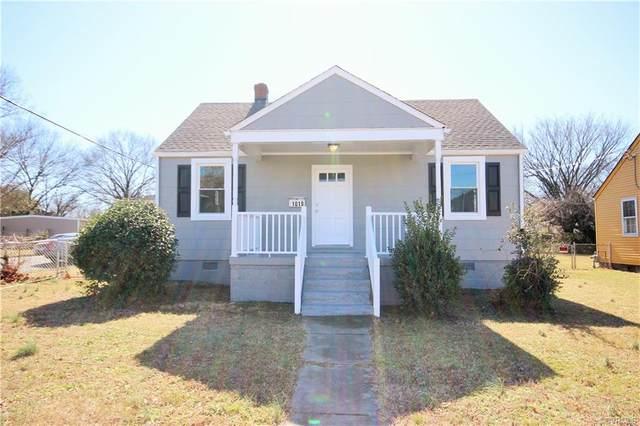 1019 Williamsburg Road, Richmond, VA 23231 (MLS #2104767) :: EXIT First Realty