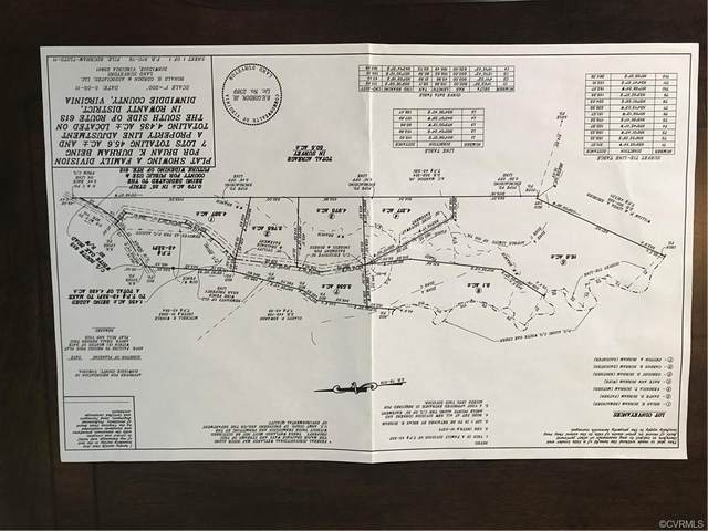 TBD White Oak, Dinwiddie, VA 23840 (MLS #2104774) :: HergGroup Richmond-Metro