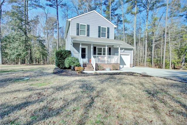 12322 Pine Trail, Gloucester, VA 23061 (MLS #2104781) :: Small & Associates