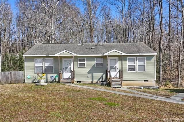 6705/6707/6711/6713 Cedar Lake Drive, Gloucester, VA 23061 (MLS #2104789) :: The Redux Group