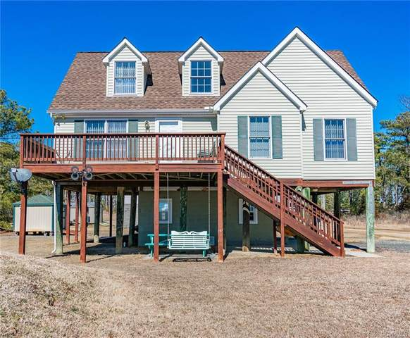 29 Bayshore Avenue, Mathews, VA 23128 (MLS #2104803) :: Small & Associates