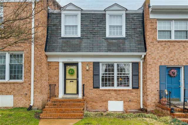 2246 Cresthaven Court, Henrico, VA 23238 (MLS #2104817) :: The Redux Group