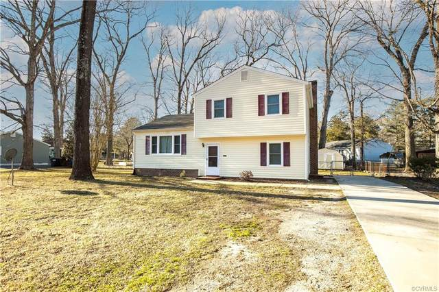 4338 Martinson Lane, Prince George, VA 23875 (MLS #2104822) :: The Redux Group