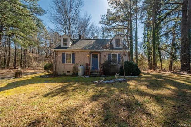 10361 Shellie Lee Drive, Ashland, VA 23005 (#2104832) :: The Bell Tower Real Estate Team