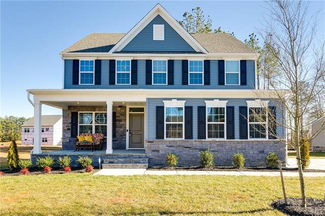 3725 Sterling Woods Lane, Chesterfield, VA 23237 (MLS #2104851) :: The Redux Group