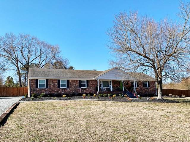 7411 Verdi Lane, Mechanicsville, VA 23116 (MLS #2104860) :: The Redux Group