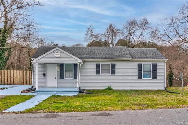 21508 Jackson Street, Petersburg, VA 23803 (MLS #2104881) :: Village Concepts Realty Group