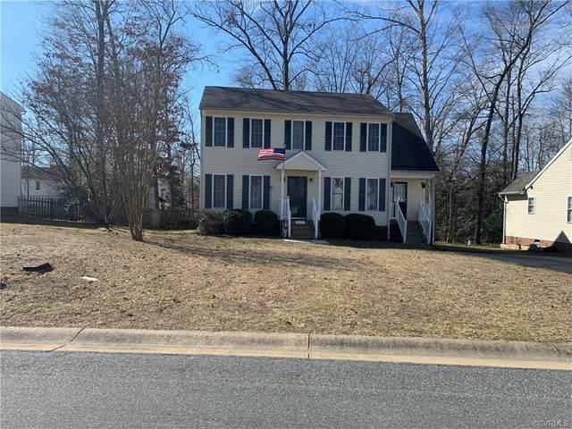 7872 Winding Ash Terrace, Chesterfield, VA 23832 (MLS #2104902) :: Small & Associates