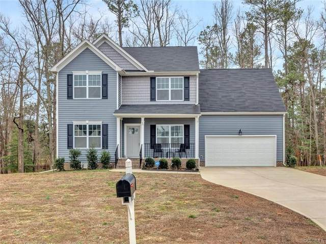 9213 Cascade Creek Lane, Chesterfield, VA 23832 (MLS #2104907) :: Village Concepts Realty Group