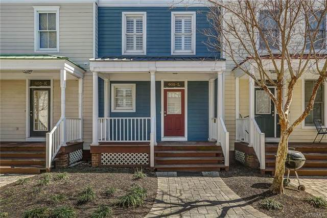 605 Spring Street Ul, Richmond, VA 23220 (MLS #2104957) :: The Redux Group